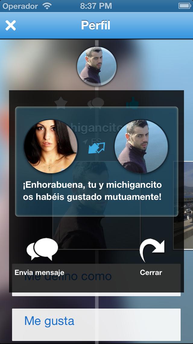 Chateo Encuentros Citas para iPhone